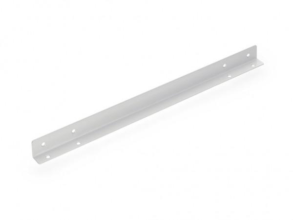 1111119 - APL-Befestigungswinkel, Verbindungsmaterial., L 535 mm, weiß